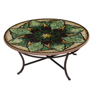 "KNF 42"" Round Arenal Coffee Table"
