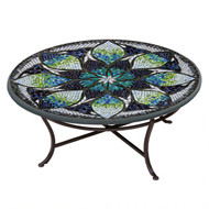 "KNF 42"" Round Belcarra Coffee Table"