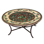 "KNF 42"" Round Finch Coffee Table"