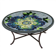 "KNF 42"" Round Giovella Coffee Table"