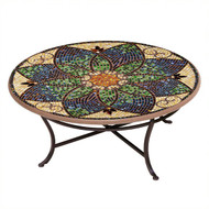"KNF 42"" Round Monaco Coffee Table"