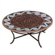 "KNF 42"" Round Oasis Coffee Table"