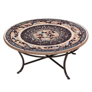 "KNF 42"" Round Provence Coffee Table"