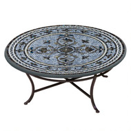 "KNF 42"" Round Roma Coffee Table"