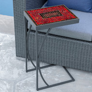 KNF Ruby Glass C Table