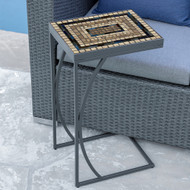 KNF Slate Stone C Table