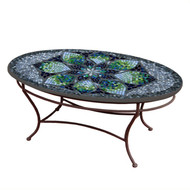 "KNF 42"" Oval Belcarra Coffee Table"
