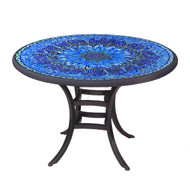 "KNF 36"" Round Bella Bloom Bistro Table"