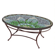 "KNF 42"" Oval Lovina Coffee Table"