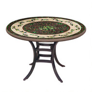 """KNF 42"""" Round Finch Bistro Table"""