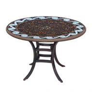 "KNF 36"" Round Oasis Bistro Table"