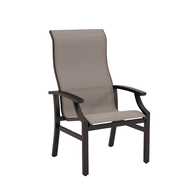 Tropitone Marconi Sling High Back Dining Chair