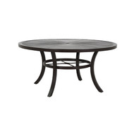 "Tropitone Linea 64"" Round Dining Table"