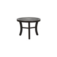 "Tropitone Linea 24"" Round End Table"