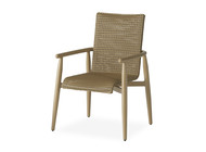 Lloyd Flanders Fairview Dining Arm Chair