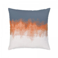 Artful Sunset Pillow