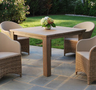 """Kingsley Bate Tuscany 44"""" Square Dining Table"""