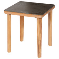 Barlow Tyrie Monterey Ceramic Top Side Table