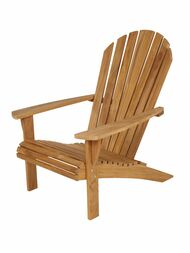 Barlow Tyrie Teak Adirondack Chair
