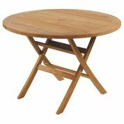 Barlow Tyrie  Ascot Folding Teak Dining Table