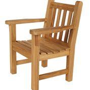 Barlow Tyrie London Teak Garden Arm Chair