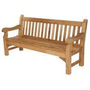 "Barlow Tyrie Rothesay Estate Teak 72"" Garden Bench"