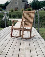 Barlow Tyrie Newport Teak Rocking Chair