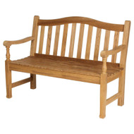 Barlow Tyrie Waveney Teak  Garden Bench