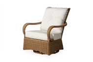 Lloyd Flanders Magnolia Swivel Glider Lounge Chair