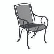 Woodard Modesto Dining Arm Chair