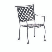 Woodard Maddox Dining Arm Chair