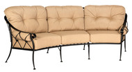 Woodard Derby Crescent Sofa