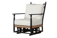 Lloyd Flanders Low Country Glider Lounge Chair