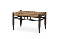 Lloyd Flanders Low Country Cushionless Small Ottoman