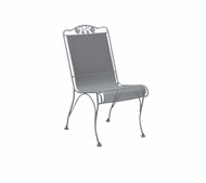 Woodard Briarwood High Back Dining Side Chair
