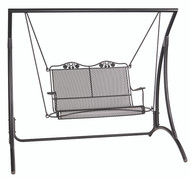 Woodard Briarwood Swing with Stand