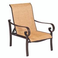 Woodard Belden Sling Adjustable Lounge Chair