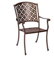Woodard Casa Dining Arm Chair