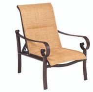 Woodard Belden Padded Sling Adjustable Lounge Chair