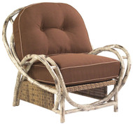 Woodard River Run Butterfly Lounge Chair