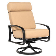 Woodard Cayman Isle Swivel Rocking Lounge Chair