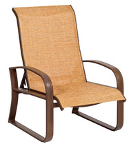 Woodard Cayman Isle Sling Adjustable Lounge Chair