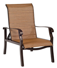 Woodard Cortland Sling Adjustable Lounge Chair