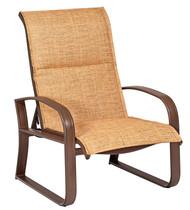 Woodard Cayman Isle Padded Sling Adjustable Lounge Chair