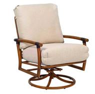 Woodard Glade Isle Swivel Rocking Lounge Chair