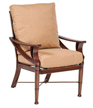 Woodard Arkadia Dining Arm Chair