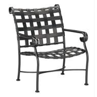 Woodard Ramsgate Strap Club Chair