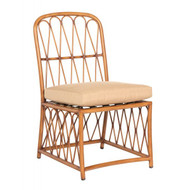 Woodard Cane Dining Side Chair