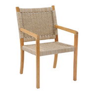 Kingsley Bate Hudson Dining Arm Chair