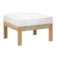 Kingsley Bate Replacement Cushion for Hudson Ottoman (HN10)